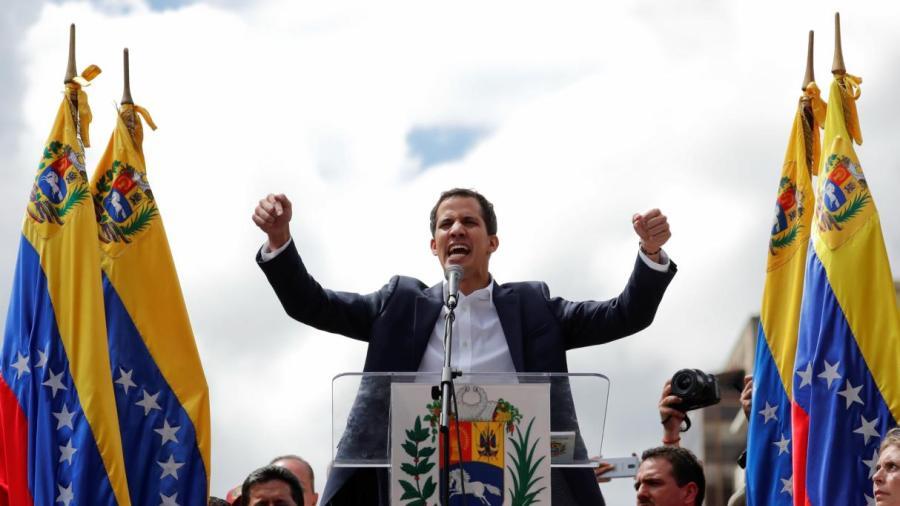 EU y otros once países reconocen a Guaidó como Presidente Interino