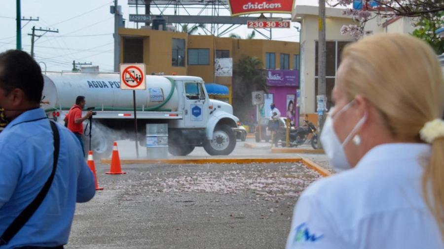 Más de 20 kilómetros de vialidades han sido saneados por Gobierno de Altamira