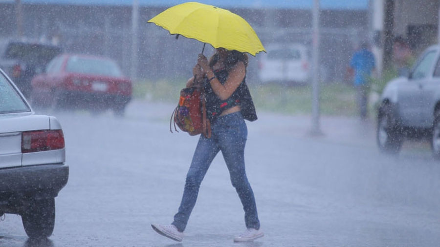 ¡Saca el paraguas! Pronostican lluvias intensas para Tamaulipas y estados del noreste del país