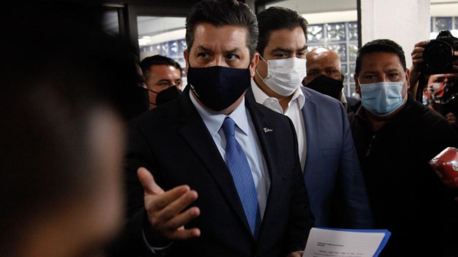 Gobernador de Tamaulipas pide a Corte invalidar orden de aprehensión en su contra