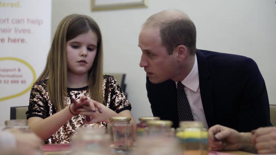 El Príncipe Guillermo habla de sus sentimientos tras la muerte de su madre