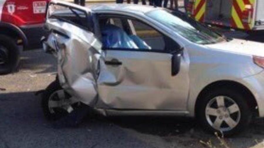 Detienen a futbolista por accidente automovilístico en Zapopan