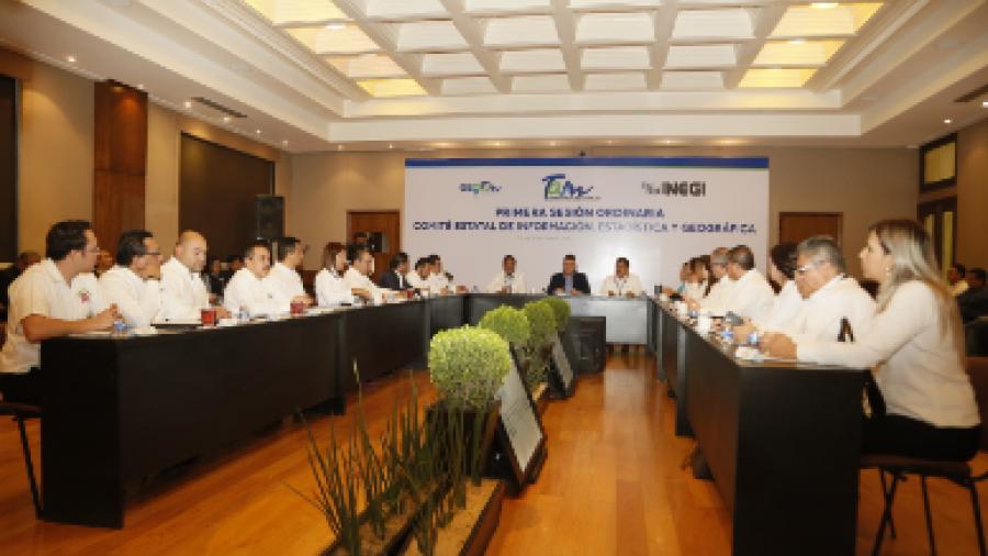 Contribuirá GeoTam a impulsar proyectos prioritarios del estado