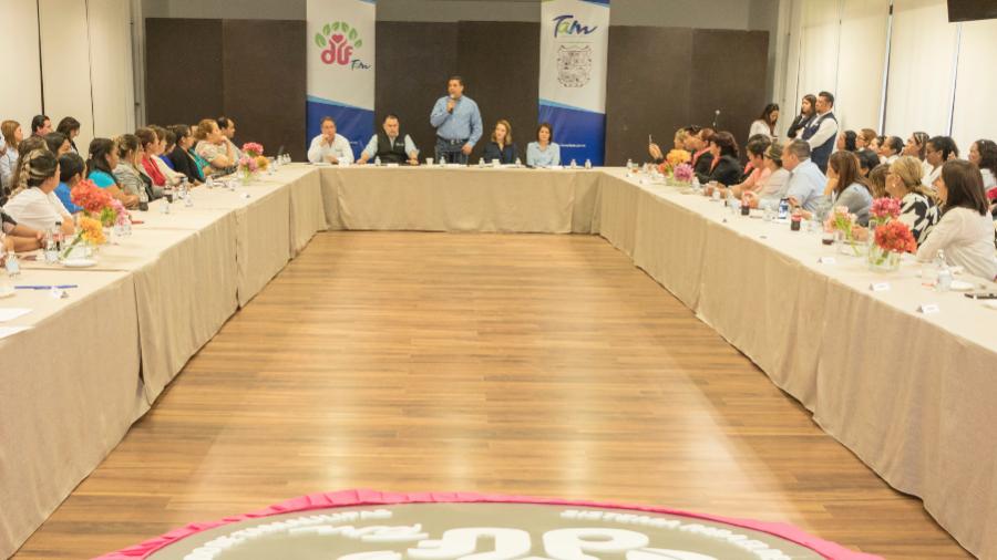 Estancias infantiles de Tamaulipas recibirán apoyo del Gobierno y DIF