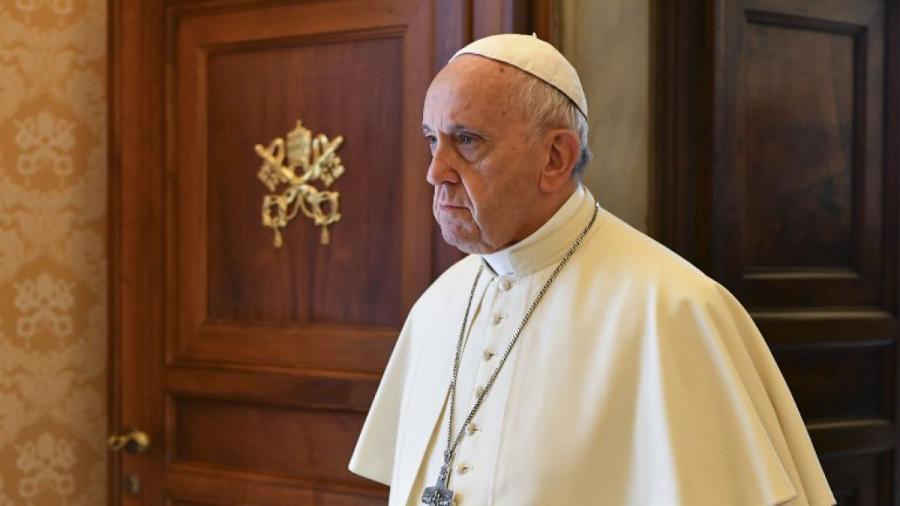 Se reúnen obispos chilenos con el papa Francisco