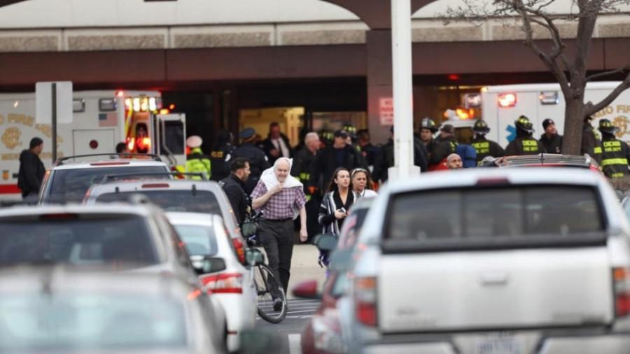 Asciende a cuatro la cifra de muertos por tiroteo en el Hospital Mercy