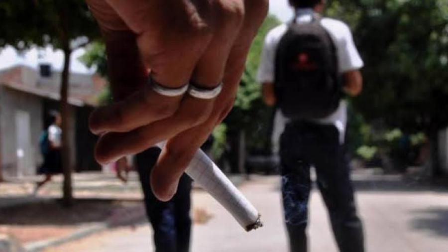 Se dispara consumo de drogas en niños y adolescentes