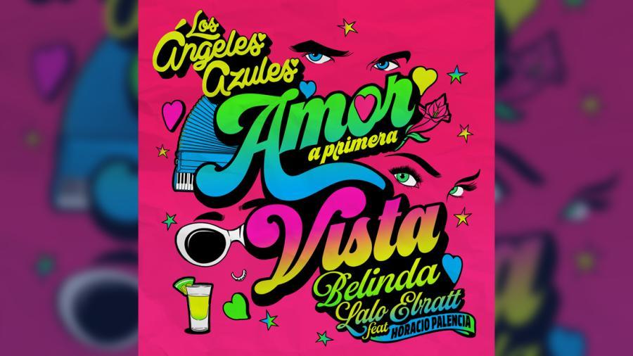 Los Ángeles Azules estrenan canción con Belinda