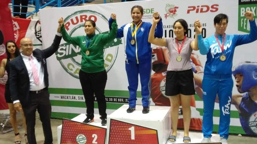 Ganan boxeadores tamaulipecos cuatro medallas en Nacional
