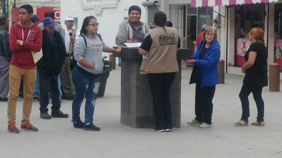 Notigape Instalan Módulos Del Censo De Bienestar