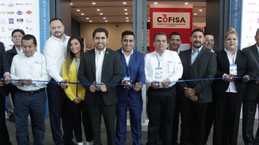 """Un éxito la primer """"Expo Soluciones Industriales 2020"""" en Tampico"""