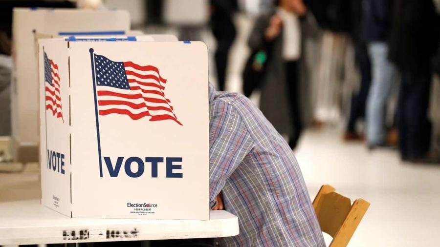 Cerca de 50 millones de personas emiten su voto anticipadamente para las elecciones de EU