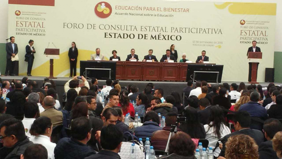 Realizarán foro de consulta educativa en Sinaloa este martes