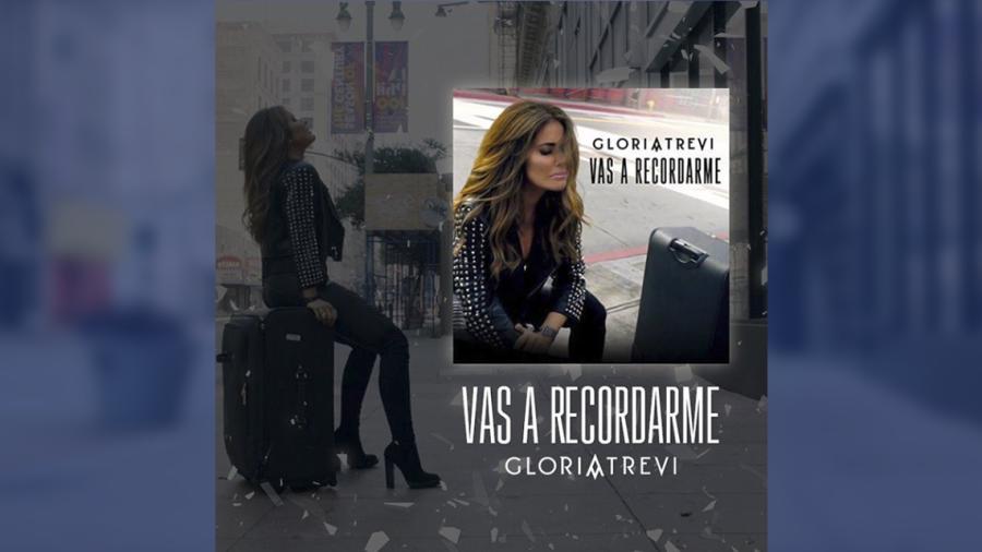'Vas a Recordarme' nueva canción de Gloria Trevi