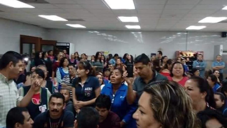 Continúan los paros laborales en maquiladoras de Matamoros