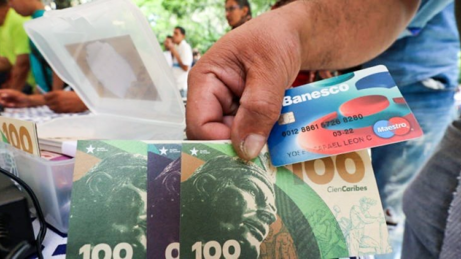 """Caribe"" otra moneda emergente en Venezuela"