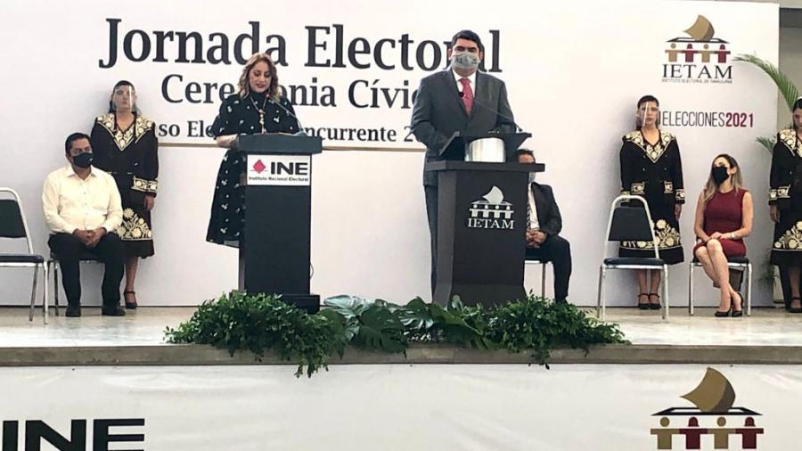 Arranca jornada electoral, autoridades llaman a no desacreditar el proceso y evitar la propagación de desinformación