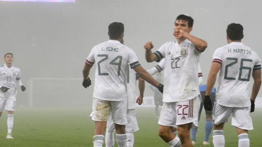 Gana México duelo amistoso ante Japón