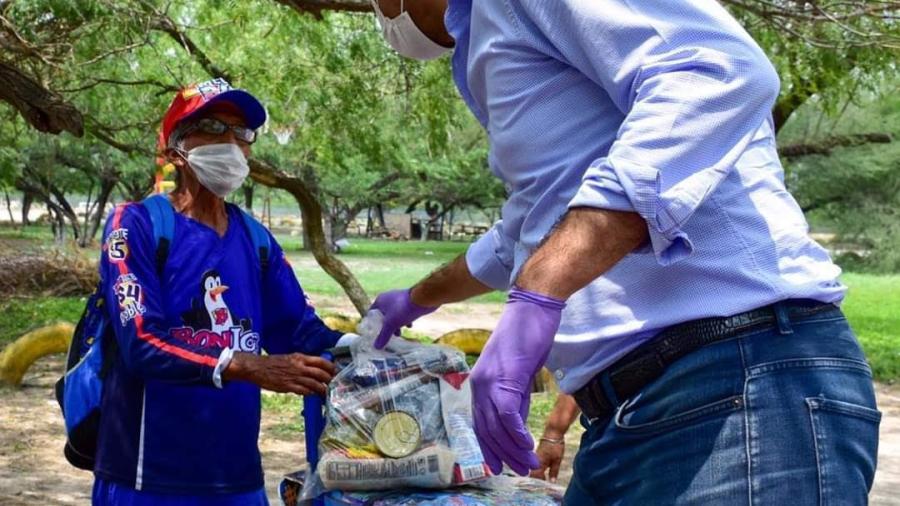 Voluntariado DIF Reynosa continúa apoyando a los sectores vulnerables
