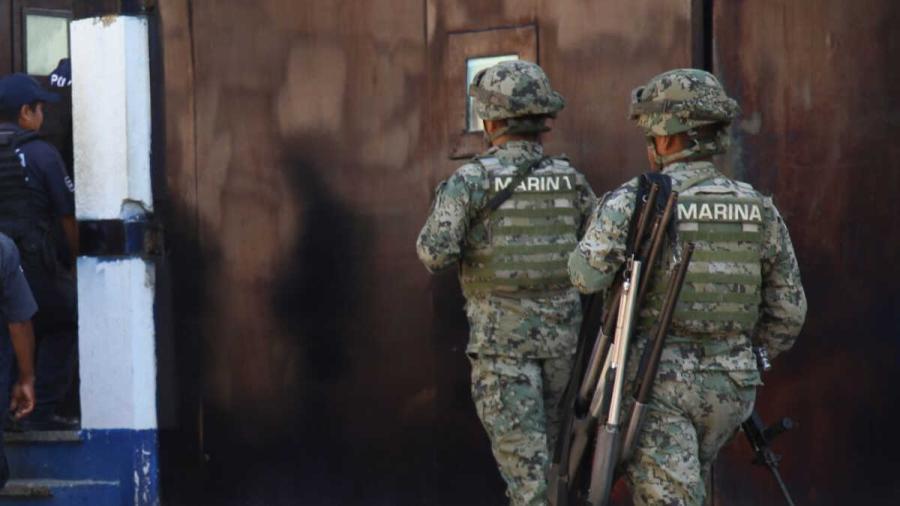 Detienen a 30 marinos por su presunta participación en desapariciones forzadas en Tamaulipas