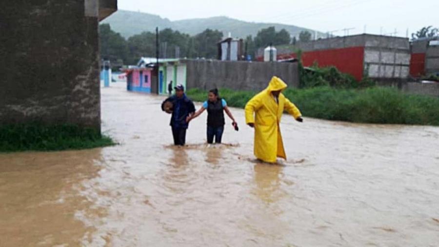 38 municipios son declarados en emergencia en Oaxaca