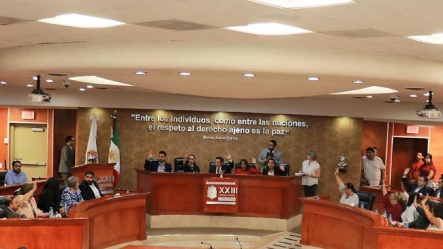 Consulta sobre 'Ley Bonilla' es aprobada por Congreso de BC
