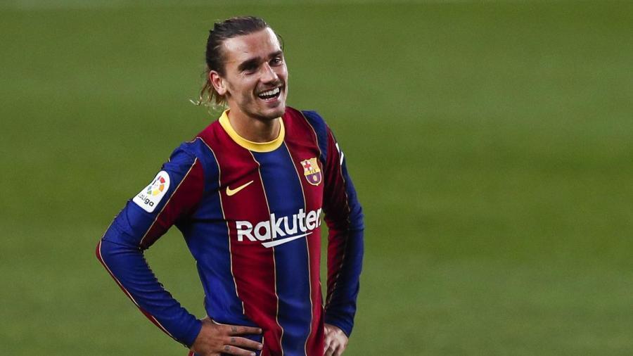 Laporta no descarta la salida de Griezmann del Barcelona