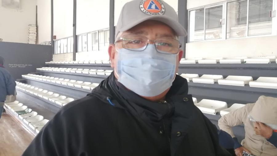 46 personas fueron albergadas por el intenso frío en Matamoros