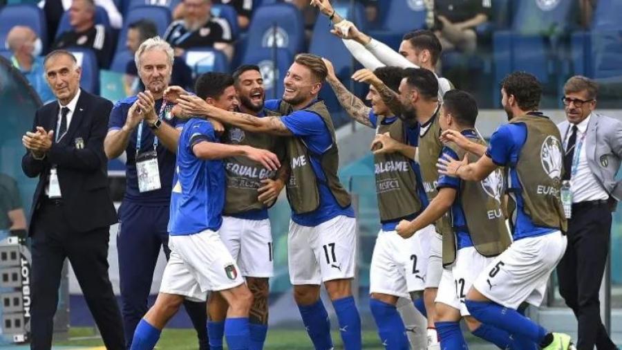 Avanza Italia a los octavos de final de la Eurocopa 2020