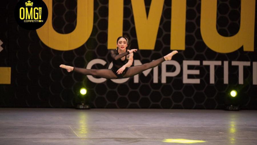 Reynosenses ganan medallas y pase a nacionales en danza contemporánea