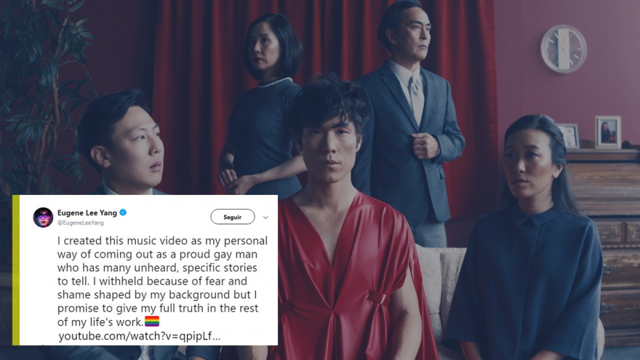 Eugene Lee Yang revela en emotivo video que es gay