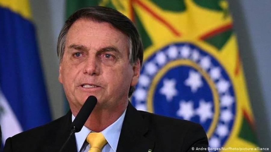 Bolsonaro afirmó que no se vacunará contra el COVID-19