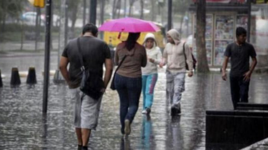 Pronóstico de lluvias fuertes en Puebla, Veracruz, Oaxaca, Tabasco y Chiapas