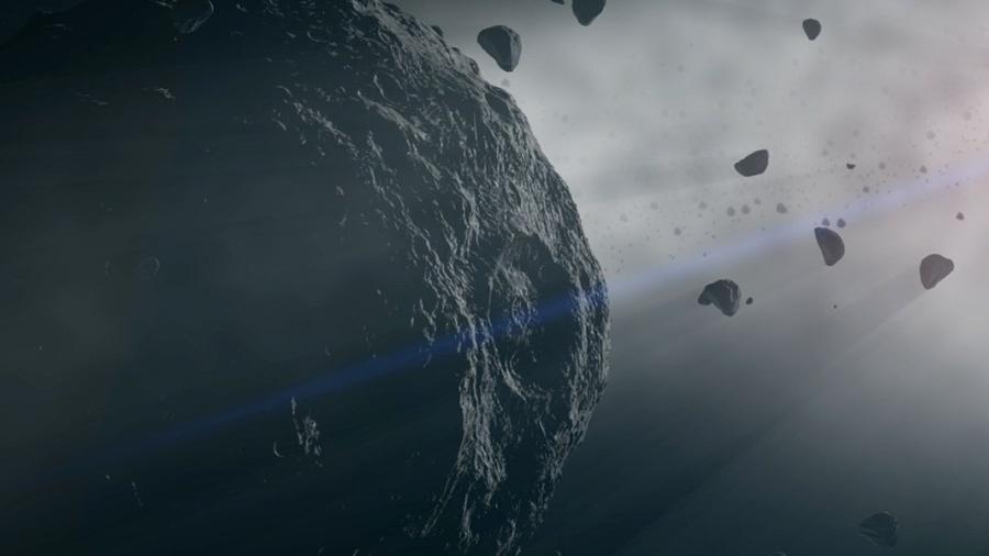 NASA revela fotos de la superficie de Bennu