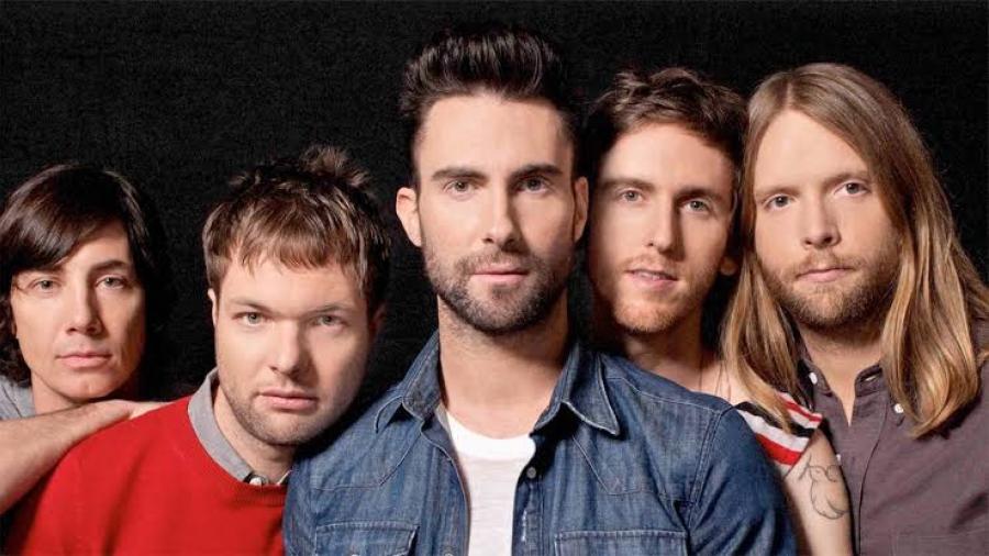 Anuncia Maroon 5 su gira por EU en 2020