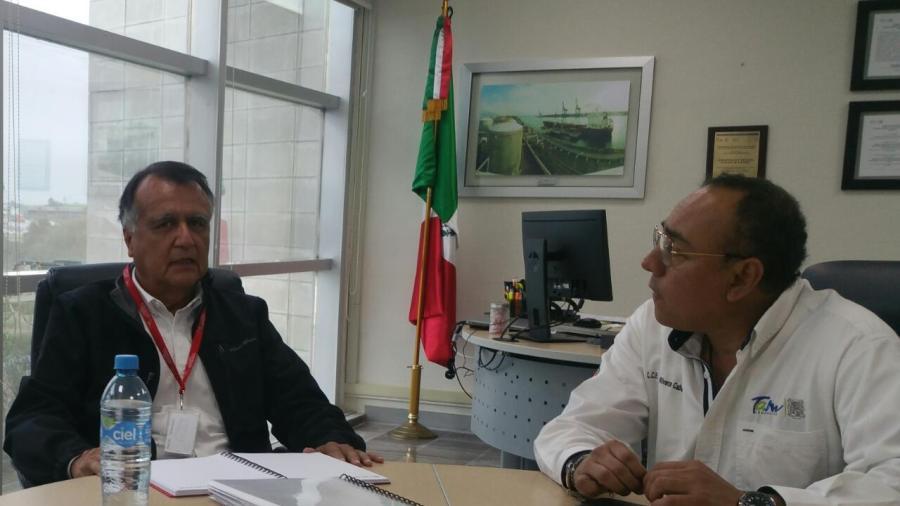 PC regional y API Altamira se coordinan en materia de protección a la población