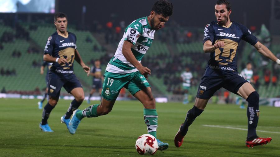 Santos elimina a Pumas de la Copa Mx