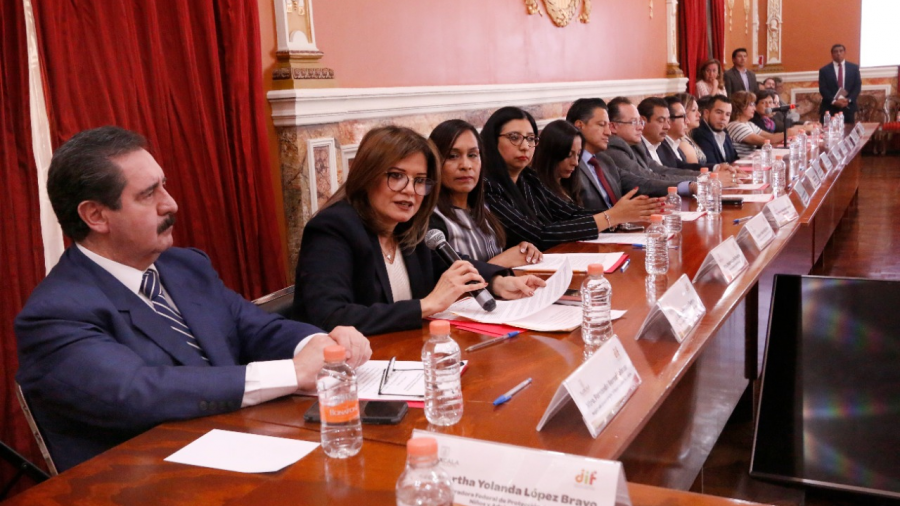 Realiza DIF Tamaulipas con el apoyo de DIF Tlaxcala primeras adopciones interestatales en México