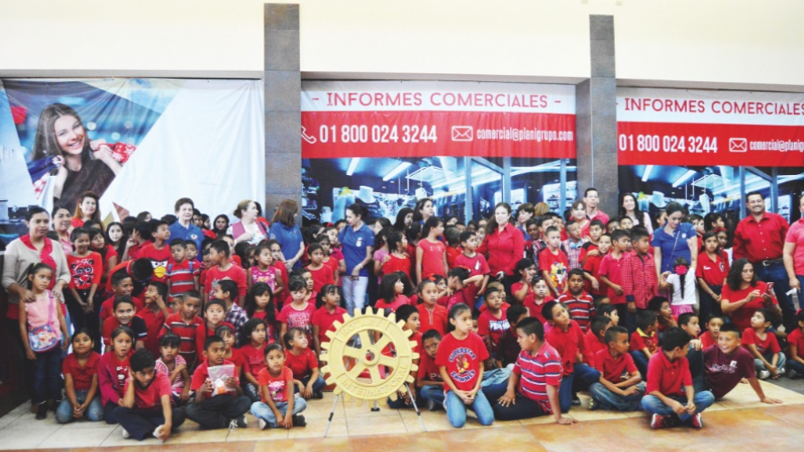 Con función de cine celebrarán Damas Rotarias a niños