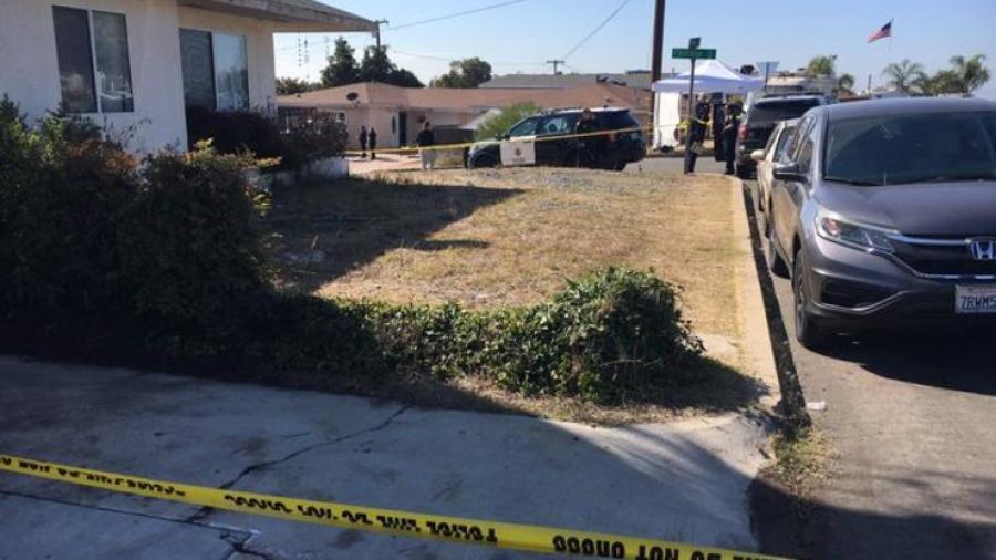 Tiroteo en San Diego deja cinco muertos, entre ellos tres niños