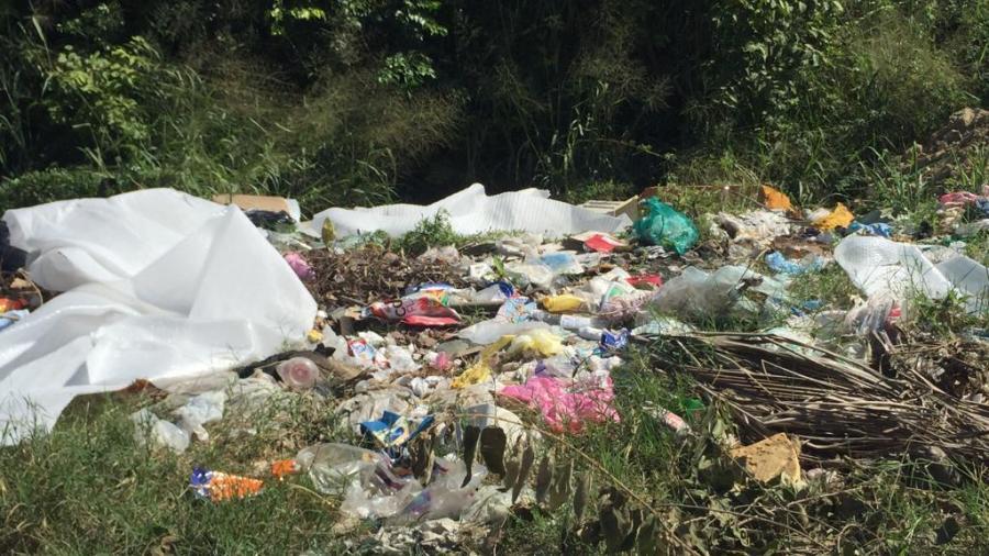 Aplicarán multas a empresas sorprendidas arrojando basura en lugares clandestinos