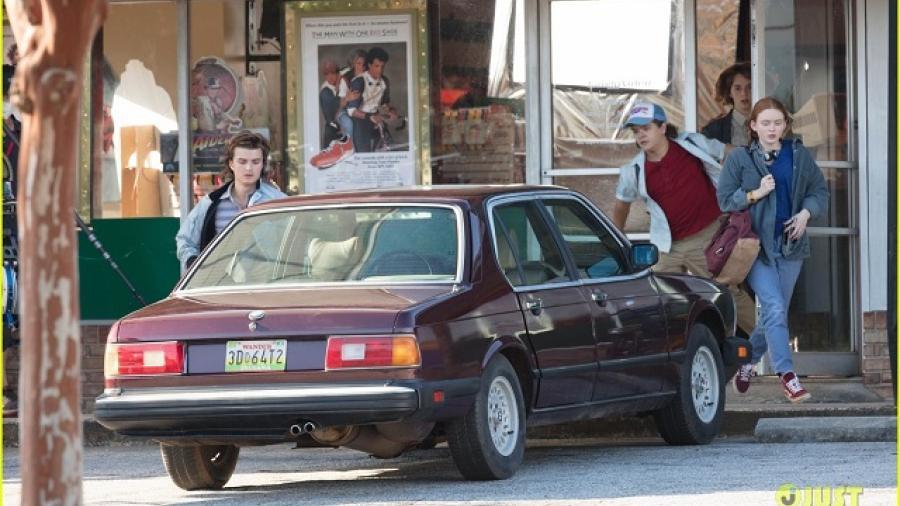 Nuevas imágenes del set de 'Stranger Things 4'