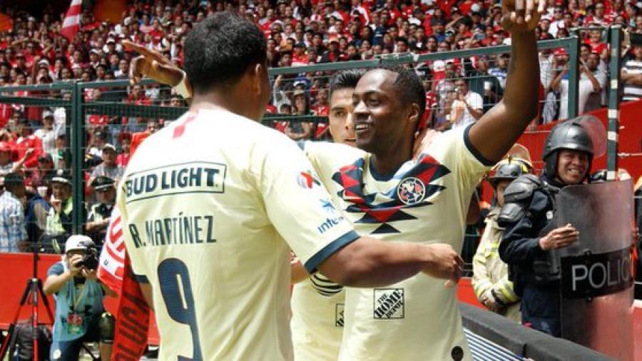 América vence como visitante 1-0 al Toluca