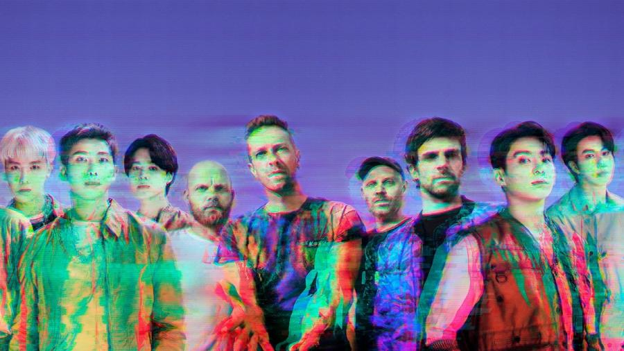 BTS y Coldplay anuncian fecha de estreno de  'My Universe'