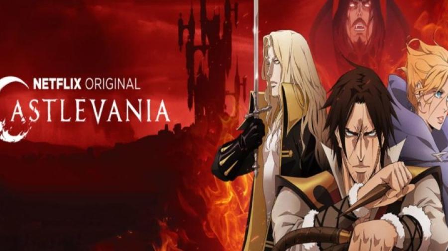 ¡Confirmado! Habrá tercera temporada de Castlevania en Netflix