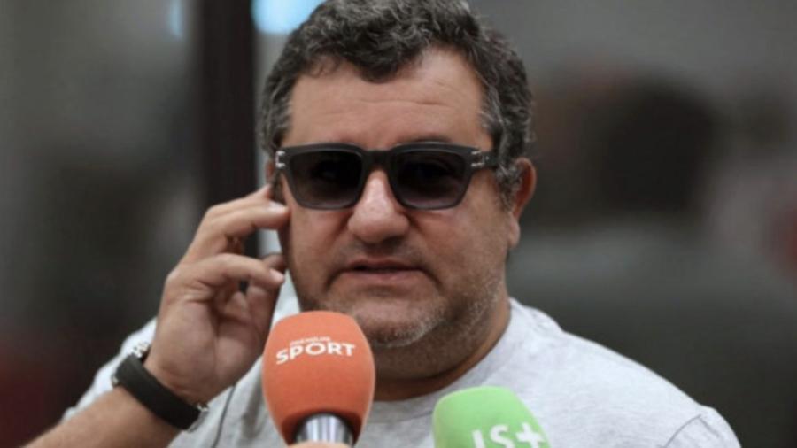 Levanta FIFA suspensión a Mino Raiola