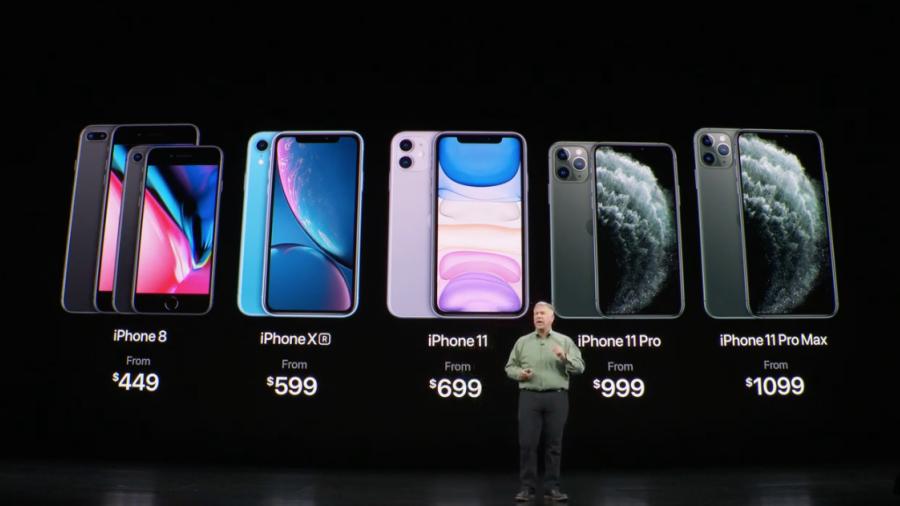 Apple presenta el nuevo iPhone 11 y otras novedades
