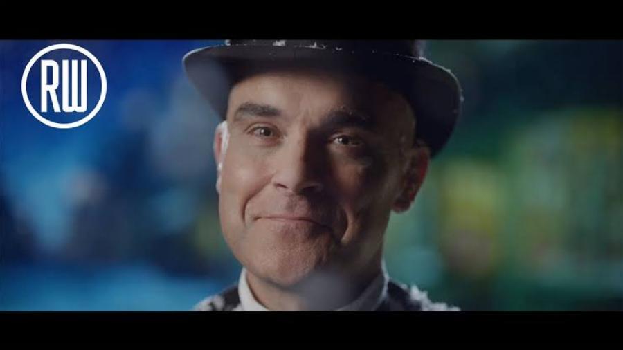 Lanzará Robbie Williams su primer disco navideño