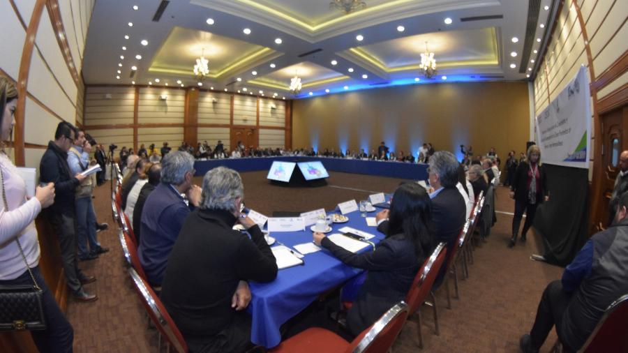 Presenta Presidente Municipal proyectos para el desarrollo sustentable de la zona fronteriza