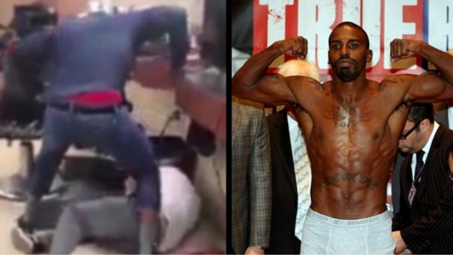 Boxeador gay da paliza a sujeto que lo criticó a través de redes sociales